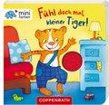 minifanten 18: Fühl doch mal, kleiner Tiger!