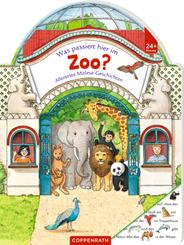 Was passiert hier im Zoo?