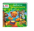 Spiel mit im Wald-Orchester: Klopfen, stampfen, singen!
