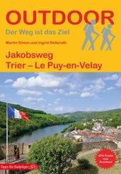 Jakobsweg Trier - Le Puy-en-Velay