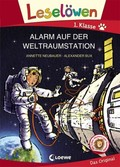 Leselöwen 1. Klasse - Alarm auf der Weltraumstation, Großbuchstabenausgabe