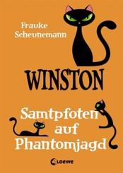 Winston (Band 7) - Samtpfoten auf Phantomjagd