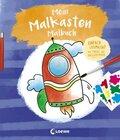 Mein Malkasten-Malbuch - Rakete