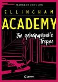 Ellingham Academy - Die geheimnisvolle Treppe