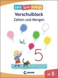 LernSpielZwerge Vorschulblock - Zahlen und Mengen