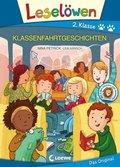 Leselöwen 2. Klasse - Klassenfahrtgeschichten, Großbuchstabenausgabe