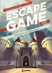 Escape Game Kids - Operation: Letzter Drache