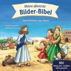 Meine allererste Bilder-Bibel - Geschichten von Jesus