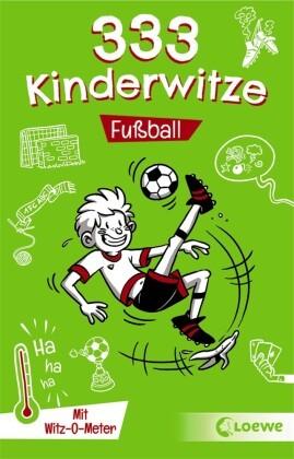 333 Kinderwitze - Fußball