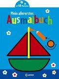 Mein allererstes Ausmalbuch (Boot)