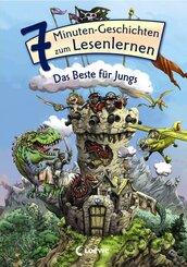 Leselöwen - Das Original - 7-Minuten-Geschichten zum Lesenlernen - Das Beste für Jungs