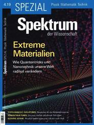 Extreme Materialien