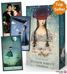 Mystische Momente, 52 Orakelkarten + Booklet