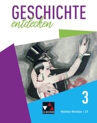 Geschichte entdecken, Ausgabe Gymnasium G9 Nordrhein-Westfalen: Geschichte entdecken NRW 3