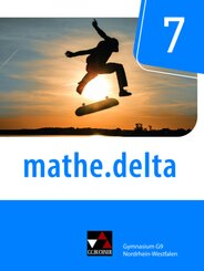 mathe.delta, Ausgabe Nordrhein-Westfalen (G9): 7. Schuljahr, Schülerband