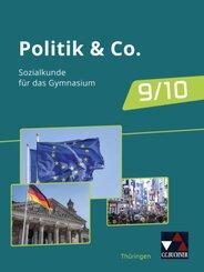 Politik & Co., Gymnasium Thüringen 2019 - 9./10. Jahrgangsstufe, Schülerbuch