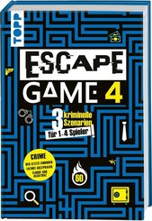 Escape Game 4 CRIME
