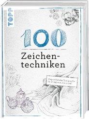 100 Zeichentechniken