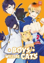 Boys will be Cats - Band 2 (Finale)
