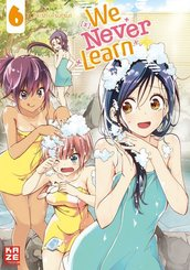 We Never Learn - Bd.6