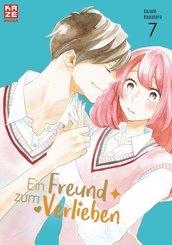 Ein Freund zum Verlieben - Bd.7