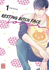 Resting Bitch Face Lover - Bd.1