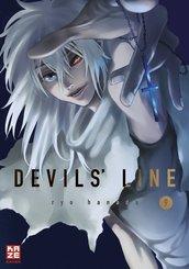 Devils' Line - .9