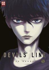 Devils' Line - .8