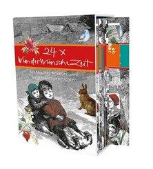 24 x WunderWünscheZeit, 24 Hefte