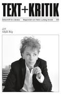 Text + Kritik: Sibylle Berg; 225
