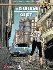 Bettys Abenteuer - Der silberne Geist