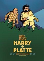 Harry und Platte Gesamtausgabe 1964-1965