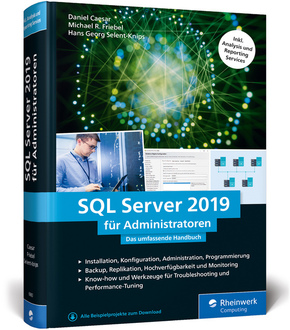Microsoft SQL Server 2019 für Administratoren