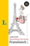 Langenscheidt Sprachkurs für Faule Französisch 2