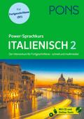 PONS Power-Sprachkurs Italienisch 2