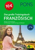 PONS Das große Trainingsbuch Französisch, m. Audio-CD, MP3