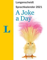 Langenscheidt Sprachkalender A Joke a Day 2021