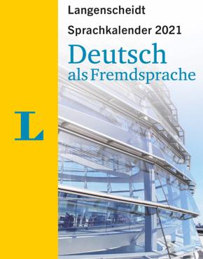 Langenscheidt Sprachkalender Deutsch als Fremdsprache 2021