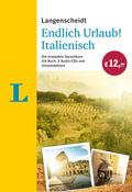 Langenscheidt Endlich Urlaub! Italienisch, m. 2 Audio-CDs