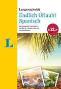 Langenscheidt Endlich Urlaub! Spanisch, m. 2 Audio-CDs