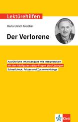 Lektürehilfen Hans-Ulrich Treichel, Der Verlorene