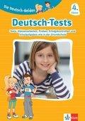 Die Deutsch-Helden Deutsch-Tests 4. Klasse