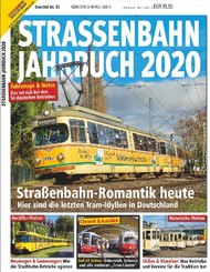 Straßenbahn Jahrbuch 2020
