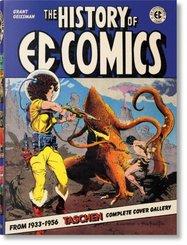 The History of EC Comics