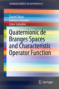 Quaternionic de Branges Spaces and Characteristic Operator Function