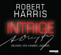 Intrige, 6 Audio-CD