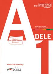 DELE - Edición 2020 - Nivel A1 - Übungsbuch mit Audios online