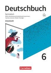 Deutschbuch Gymnasium - Berlin, Brandenburg, Mecklenburg-Vorpommern, Sachsen, Sachsen-Anhalt und Thüringen - Neue Ausgab