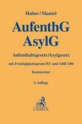 AufenthG / AsylG