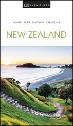 DK Eyewitness New Zealand
